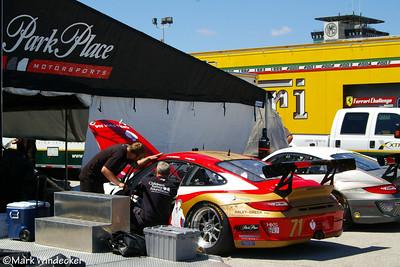 Park Place Motorsports Porsche GT3 Cup