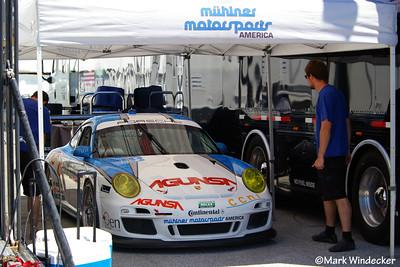 Muehlner Motorsports America Porsche GT3 Cup