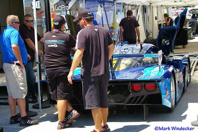 Sprit of Daytona Corvette DP