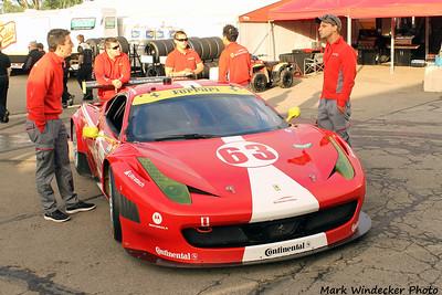 Scuderia Corsa Ferrari 458