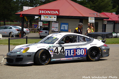 Magnus Racing Porsche GT3
