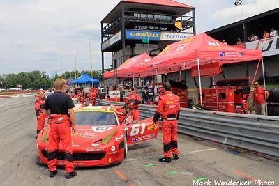 R Ferri/AIM Motorports Racing w/Ferrari Ferrai 458