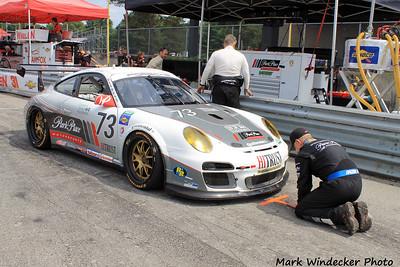 Park Place Motorsport Porsche GT3