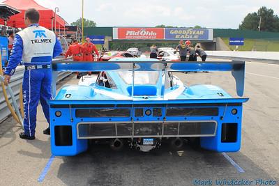 Chip Ganassi Racing BMW/Riley