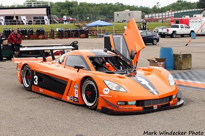 8star Motorsports Corvette DP