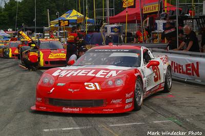 Marsh Racing Corvette