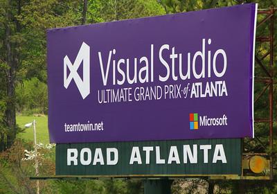 2013 Road Atlanta ROLEX
