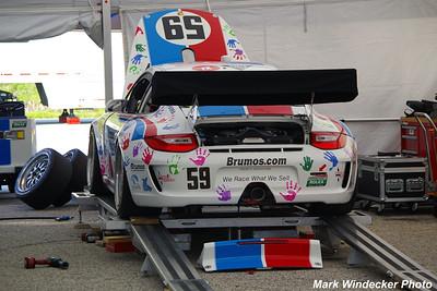 GT-BRUMOS RACING PORSCHE GT3