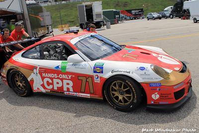 GT-PARK PLACE MOTORSPORTS PORSCHE GT3