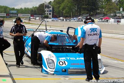 DP-CHIP GANASSI RACING BMW/RILEY
