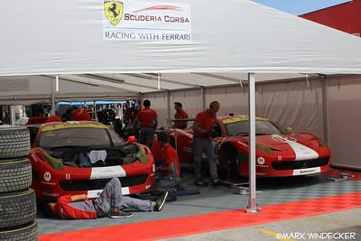 Scuderia Corsa  Ferrari 458 Italia Grand-Am