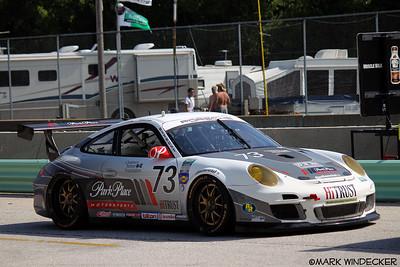 Park Place Motorsports Porsche 997 GT3 Cup