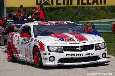 Stevenson Motorsports  Chevrolet Camaro GT.R