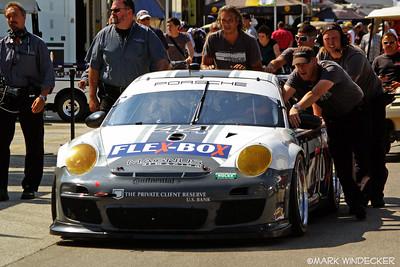Magnus Racing Porsche 997 GT3 Cup