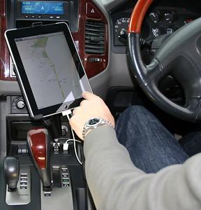 Tallon Device Mounts - Vehicle