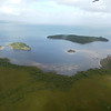 Macquarie Harbour from the Sea Plane