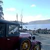 A short stop at Lake St Clair