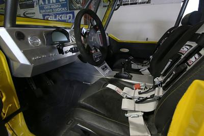 TerreMoto Interior Detail