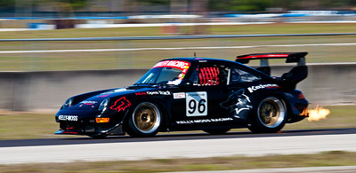 Sportscar Vintage Racing Association - Sebring, 2017