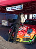 Fueling Michael Blum's 3.8 liter 2006 Porsche 997 GT3 which later took third in the 90-minute Historic GT/GTP/ALMS IGT Endurance Race.<br /> <br /> SVRA Sebring Vintage Classic, March 3-5, 2017