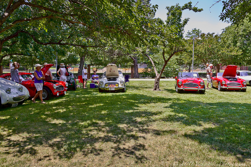 Autos In The Park 06-05-11
