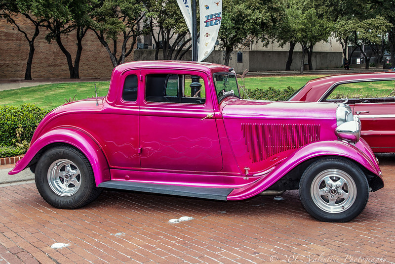 Cruisin' For The Cure Car Show 09-15-12