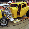Ft. Worth Custom Car Show@ Will Rogers, 03-07-10