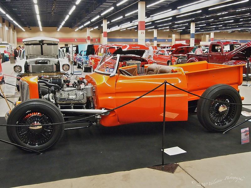 Ft. Worth Custom Car Show@ Will Rogers, 03-07-10