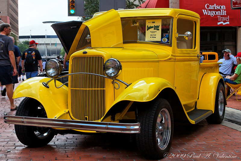 Ft Worth COWTOWN CRUISIN' FOR A CURE Car Show