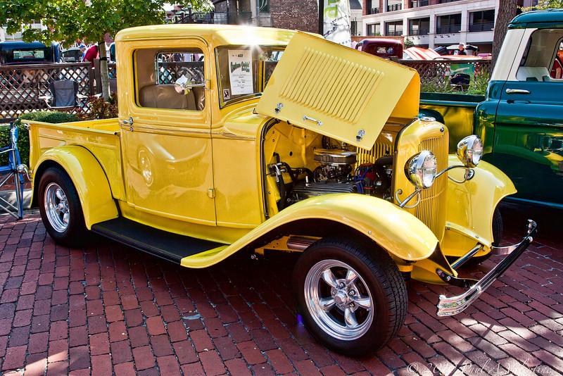 Cruisin' For A Cure Car Show 09-18-10