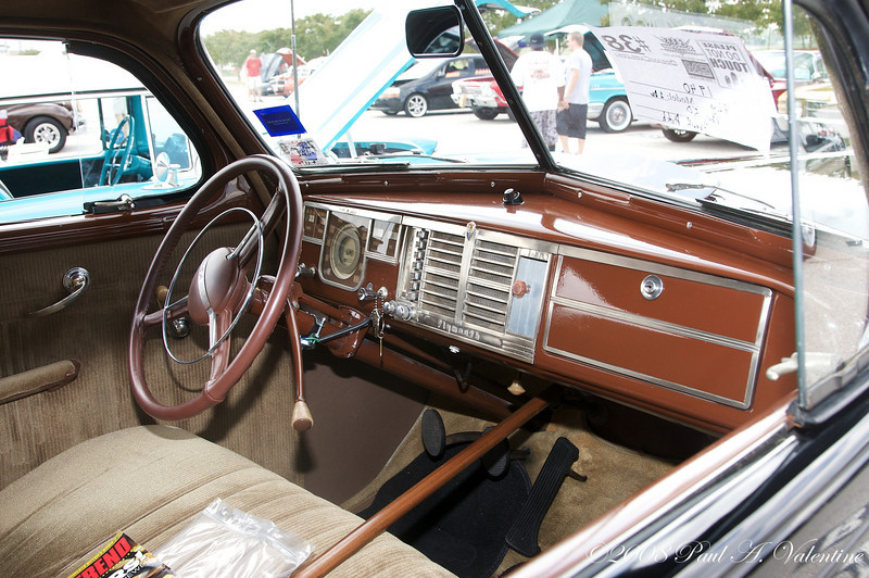 Lone Star Park Labor Day Car Show 09-01-08