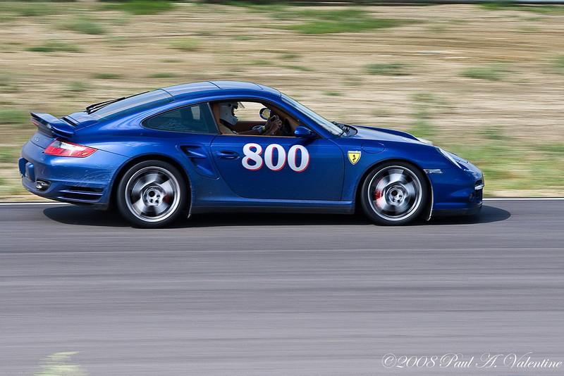 Porsche Races at Eagles Canyon 05-25-08