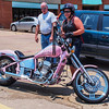 Press Box Grill Car and Bike Show 07-08-12