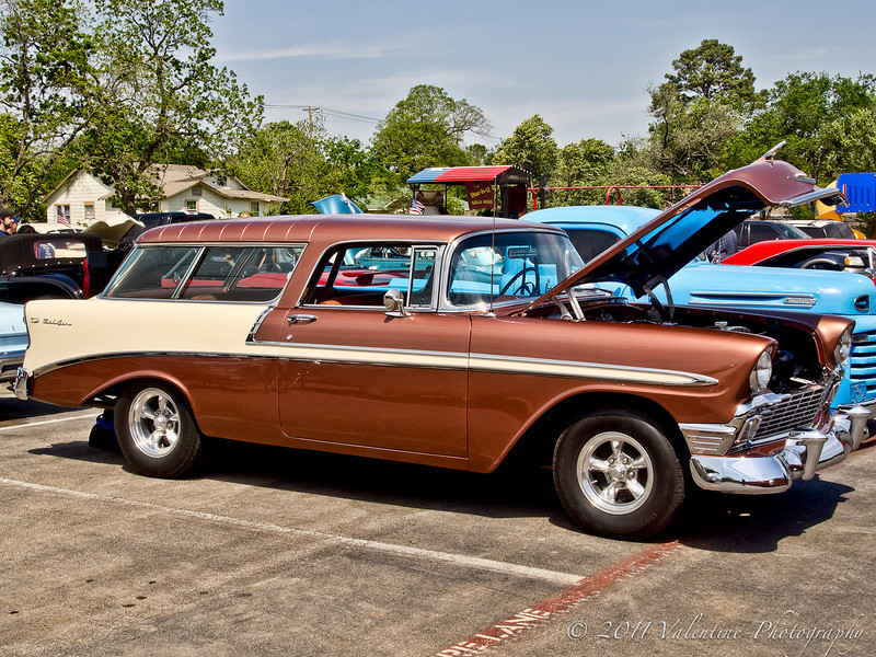 River Oaks Car Show 04-09-11