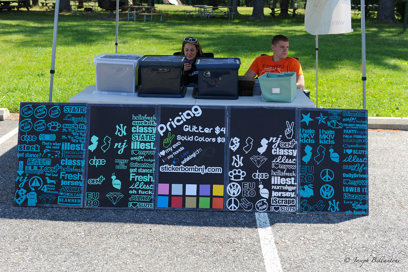 Yorktown Heights, NY - June 3: the 10tth Annual Eurothon Hosted by THREE.8.WERKS at Franklin D. Roosevelt State Park on June 3, 2012 in Yorktown Heights, New York.(Photo by Joseph Bellantoni/In House Image)