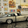 "Aston Martin used in James Bond's ""Goldfinger"""