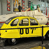 """Citroën 2CV used in James Bond's """"For Your Eyes Only""""."""