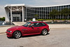 2000 BMW M Coupe returns home:<br /> BMW Zentrum, Spartanburg, SC, 2009