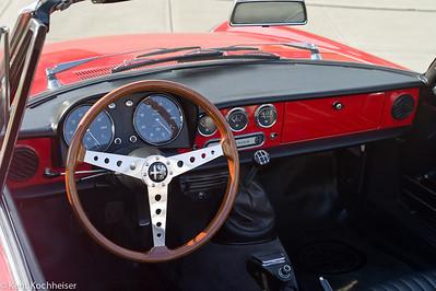 1967 Alfa Romeo Duetto Spider Ohio, 2011