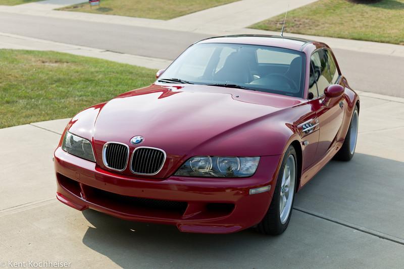 2000 BMW M Coupe<br /> Ohio, 2010