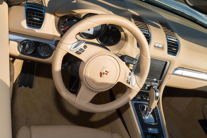 Porsche 981 Boxster