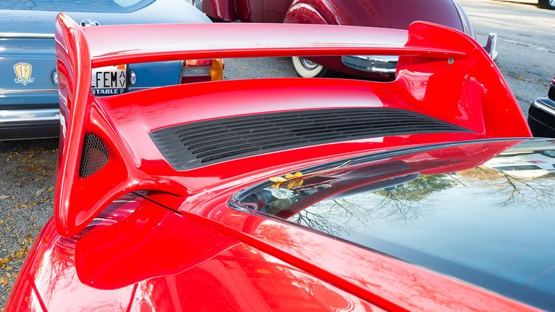 Porsche 993 RS