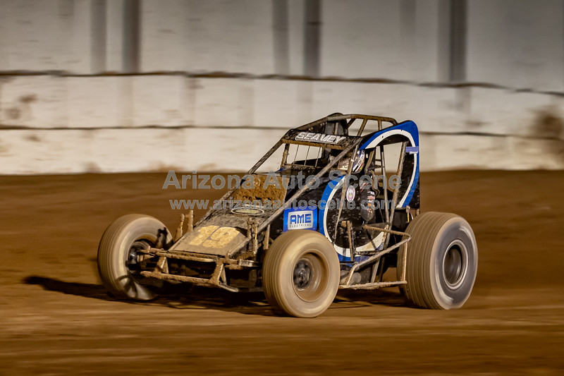 The Hall of Fame Classic from Arizona Speedway