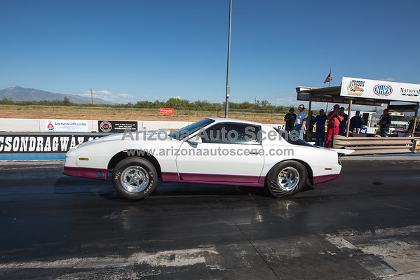 The Inaugural Arizona No Prep Race from Tucson Dragway