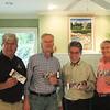 Ingemar, Tom, Rich and Tim.