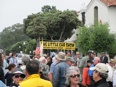 The Little Car Show Pacific Grove August 17, 2011