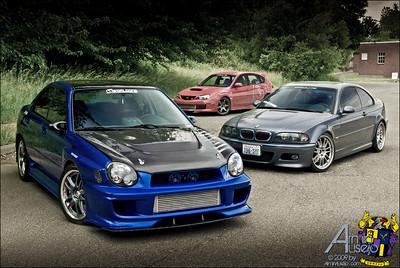 Armin's Cars in 2008
