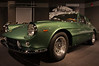 This was Enzo's daily driver, painted an un-Ferarri pine-green metallic. His son Piero remembers being terrified in it. <br /> <br /> It is in un-restored condition except for a nose re-spray at the factory before it was re-numbered and sold as new through one his Italian dealerships.<br /> <br /> 1962 Ferrari<br /> 400 Superamerica Coupe Aerodynamica by Pininfarina<br /> Serial Nos. - Chassis 4031SA / 3097SA - Engine 1287A<br /> Twelve-cylinder vee overhead camshaft engine, 3967 cc, 340 bhp at 7000 rpm.