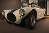 "In 1952 the C4-R of Briggs Cunningham and Bill Spear finished fourth overall at Le Mans. A C4-R won the 1953 Sebring 12 Hours.<br /> <br /> The cars however had major structural problems having in the words of Malcolm Sayer -- the designer of the D-Jag ""no effective diagonal bracing."" As a result, if one wheel was elevated out of plane in parking the doors would not open.<br /> <br /> Who gives a damn about doors in an open cockpit racer; but it must have flexxed like a Slinky while cornering.<br /> <br /> After five years of manufacturing, the IRS which likes to see businesses taking tax deduction make a profit in that time, -- preferably three out of the five -- came calling and the Cunningham Car Company ended.<br /> <br /> 1952 Cunningham C-4R<br /> Serial No. 5216R<br /> Chrysler eight-cylinder, hemi-head vee engine, four Weber 400DCM downdraft carburetors, 331.1 cubic inches, 300 hp at 5200 rpm<br /> <br /> FunFact: BCS skippered the victorious 12-meter yacht Columbia in the 1958 America's Cup race."