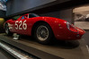 If you are reading this, I probably don't need to explain homologation. In 1962, Ferrari got officials to approve his 250 GTO for LeMans despite having only built 39 of the 100 required; allegedly he fiddled with the serial numbering.<br /> <br /> When he applied late for homologation on this rear-engined 250 LM for 1965, Ford and Carrol Shelby had raised enough hell that Enzo was turned down and would have had to race his 250s in prototype against his much more powerful 365 series. (Ferrari model numbers are the displacement of one cylinder in cubic centimeters.)<br /> <br /> Ferrari declined to enter. But our late neighbor Luigi Chinetti and NART did.<br /> <br /> Feeling they had no chance drivers Gregory and Rindt decided to drive it like they stole it until something broke. Other entrants broke, including the fledgling Ford GT-40s. Gregory and Rindt won 1965 LeMans in this car.<br /> <br /> 1965 Ferrari<br /> 250 LM Berlinetta GT<br /> Serial No. 6217<br /> Twelve-cylinder 60-degree vee engine, single overhead camshaft; 3286 cc, 320 hp at 7500 rpm